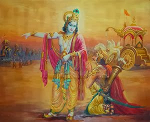 Ask questions: Bhagavad Gita teaches us