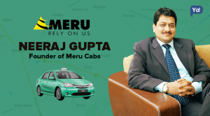 Founder and MD Meru Cab