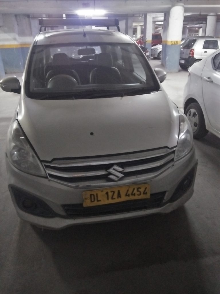 Ertiga Carpool from Gaur City